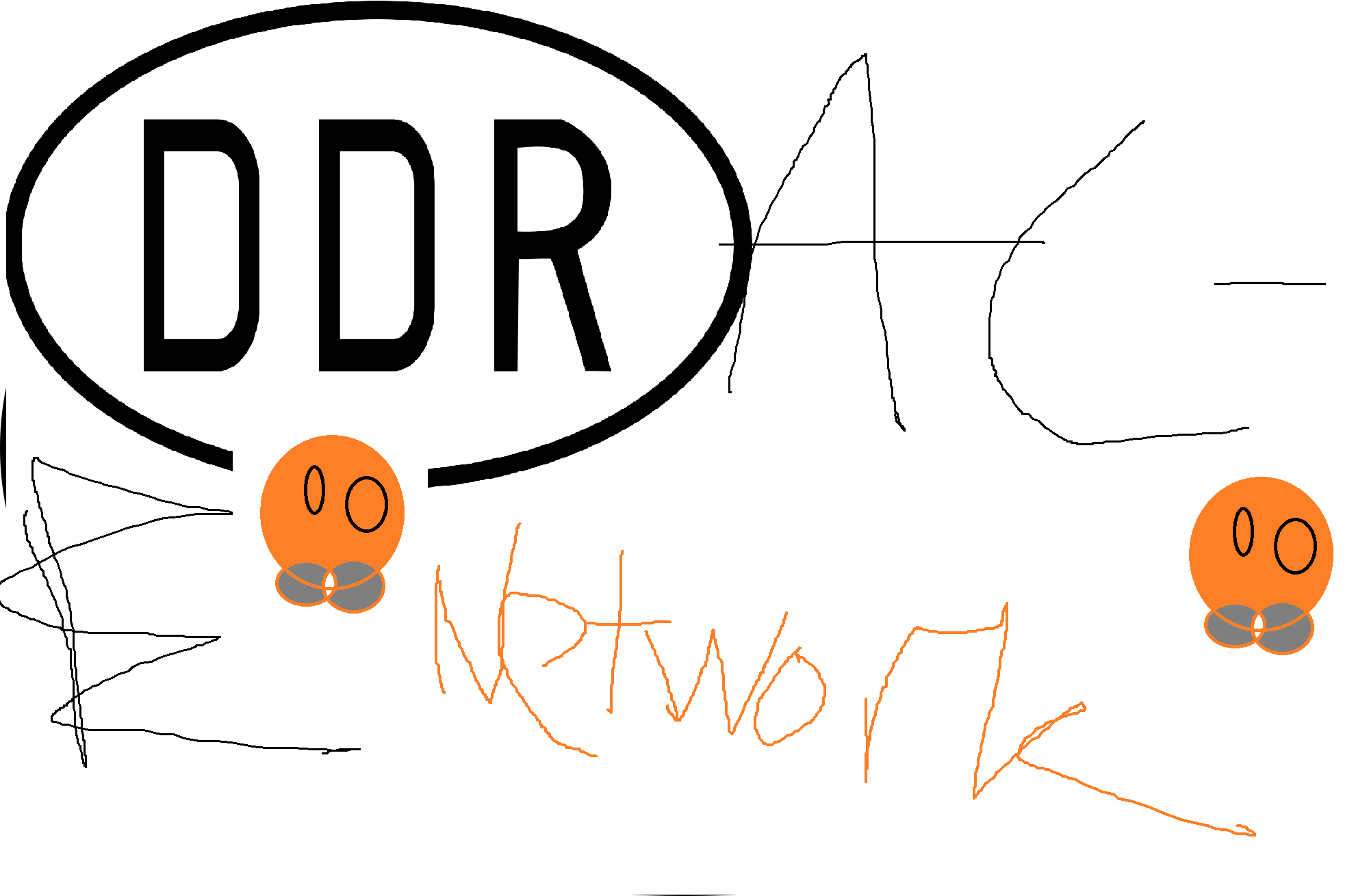 DDR ace Network logo.png